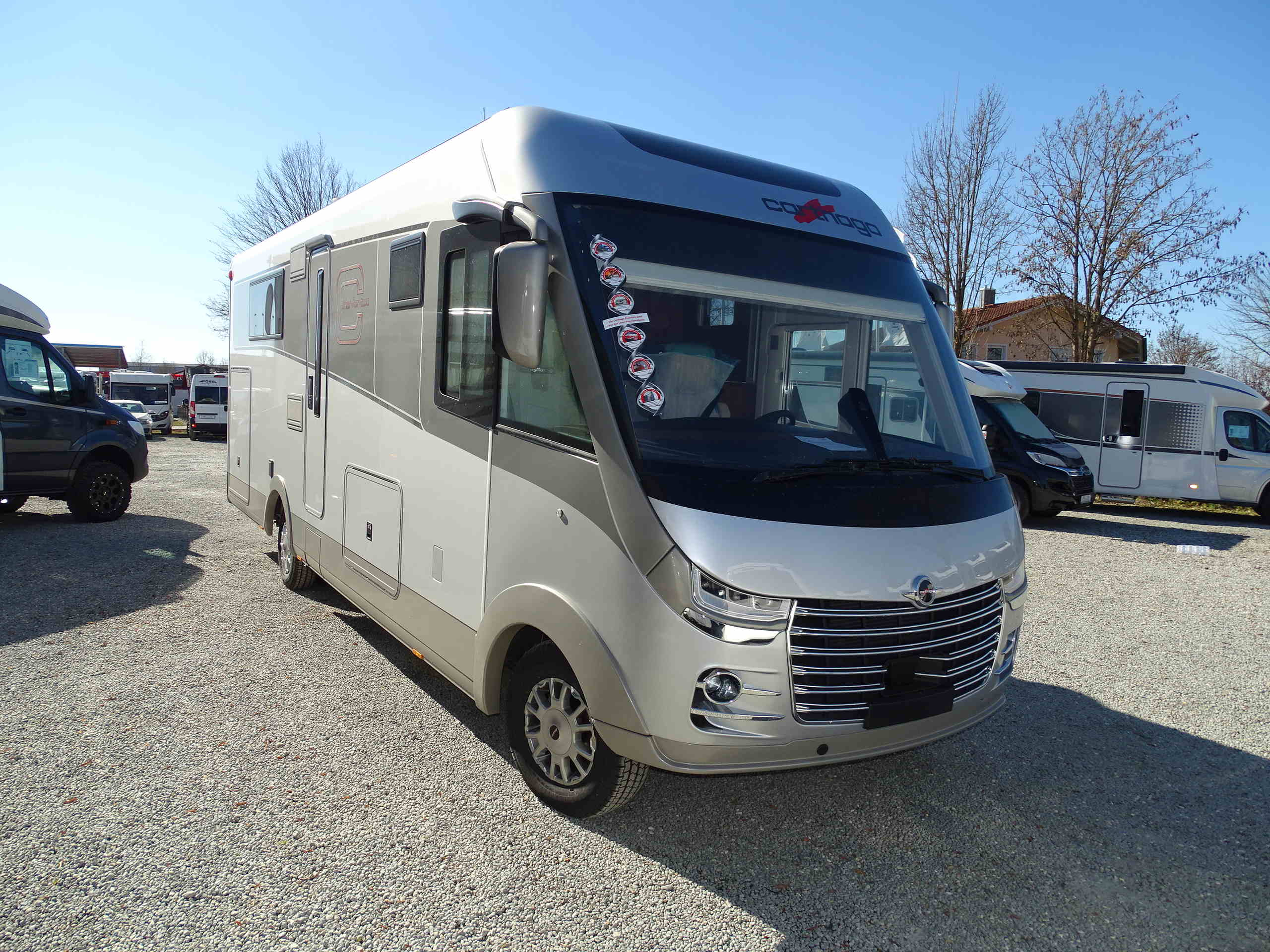 CARTHAGO, LINERFORTWO I 53 L IVECO, integrierter